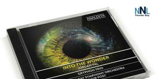 The Thunder Bay Symphony Orchestra Album recording has been nominated for a Juno Award