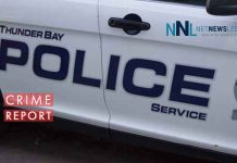 Thunder Bay Police Crime splash