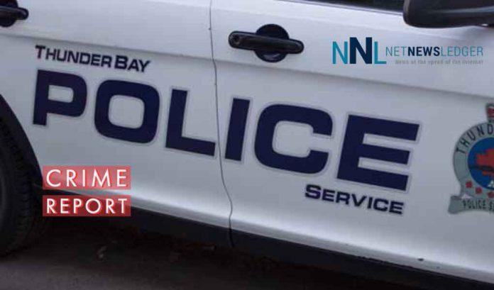 Thunder Bay Police Crime splash