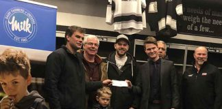 Thunder Bay Dairy Producers have announced support for the Telus Cup