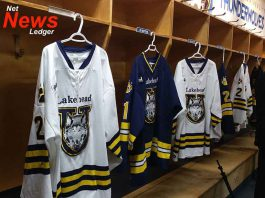 Lakehead Thunderwolves Jerseys