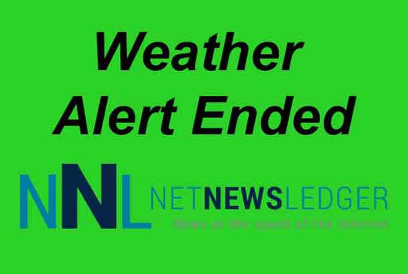 NetNewsLedger - Thunder Bay - Winter Weather Travel Advisory Over