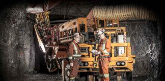Goldcorp Musselwhite Mine. Image by Kevin Palmer ©2017 all rights reserved