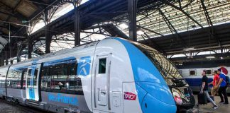 The France-built Francilien train offers a high level of performance, improving the punctuality of the lines where it operates Bombardier Transport