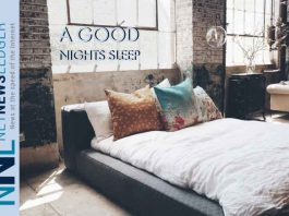 Ring In The New Year With A Restful Night's Sleep: 5 Health Benefits of 8 Uninterrupted Hours