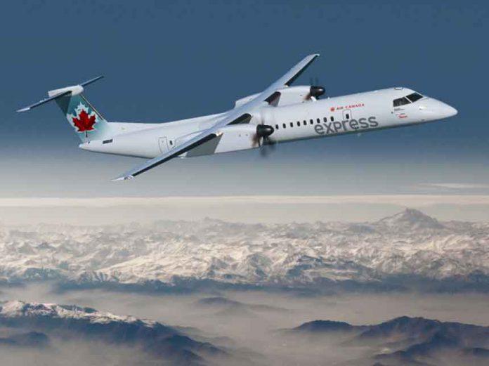 Air Canada Q400