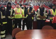 Nightly Patrol Crew - Photo courtesy of Bear Clan Patrol Inc.