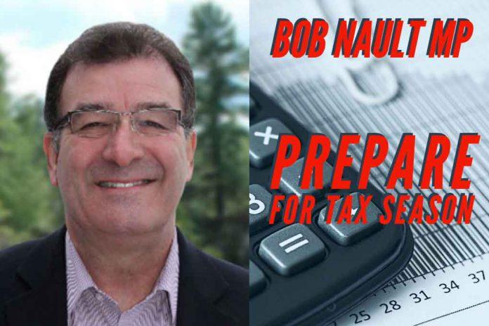 Bob Nault Weekly Column