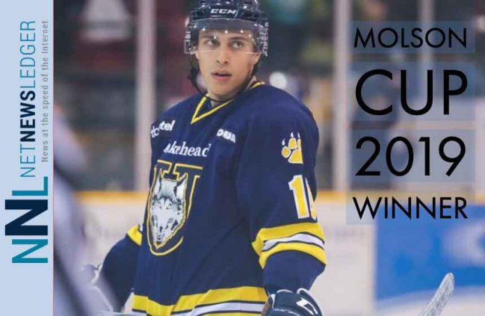 Molson Cup 2019 Winnera