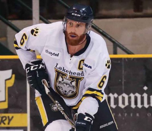 Dillon Donnelly Leaves Thunderwolves seeking pro career with Wichita Thunder
