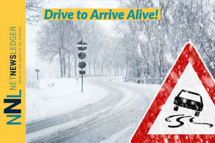 Drive to Arrive Alive - Image: depositphotos.com