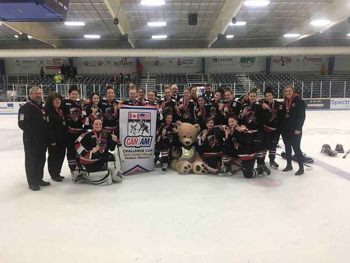 Gridlink Queens Win CanAm Cup in Wisconsin