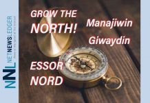 Grow the North Essor Nord Manjiwin Giwaydin