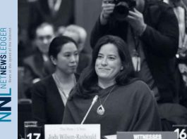 Former Attorney General Jody Wilson-Raybould appears before the federal Justice Committee