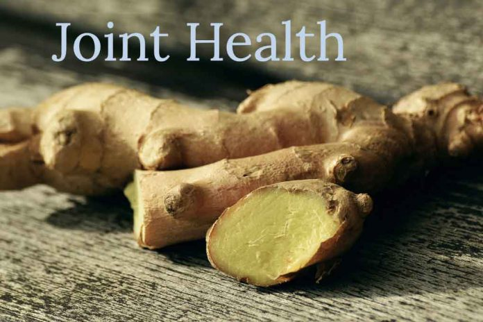 Did you know that ginger can help diminish inflammation and joint pain?