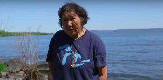 Water Protector, Biidaasige - Josephine Mandamin