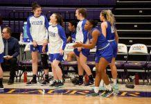Lakehead Women's Basketball secures First Round Bye Photo credit: Jothan Salfarlie