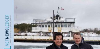 Beausoleil First Nation and the Government of Canada announce new passenger & vehicle ferry for Christian Island