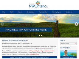 Move to Northwestern Ontario