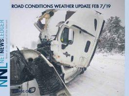 OPP Road Closure Feb 7 2019