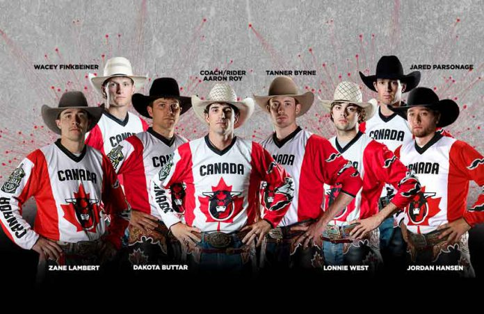 Team Canada heads to the United States to compete at PBR