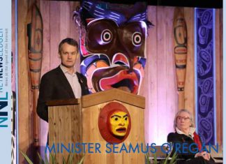 Seamus O'Regan - Minister of Indigenous Services Canada
