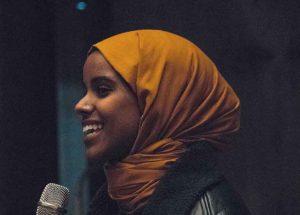 SHADIYA AIDID - Soft Spoken Activist