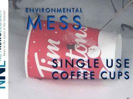 Single Use Coffee Cups