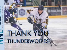 Thank-You Thunderwolves