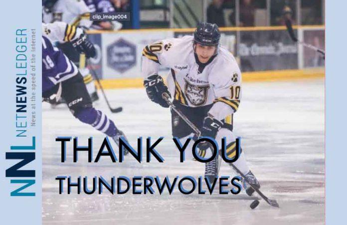 Thank-You Thunderwolves