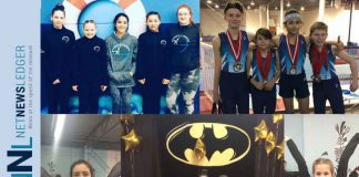 Over the last two weekends, Thunder Bay Gymnastics Association (TBGA) has attended 2 competitions