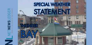 Special Weather Statement Thunder Bay