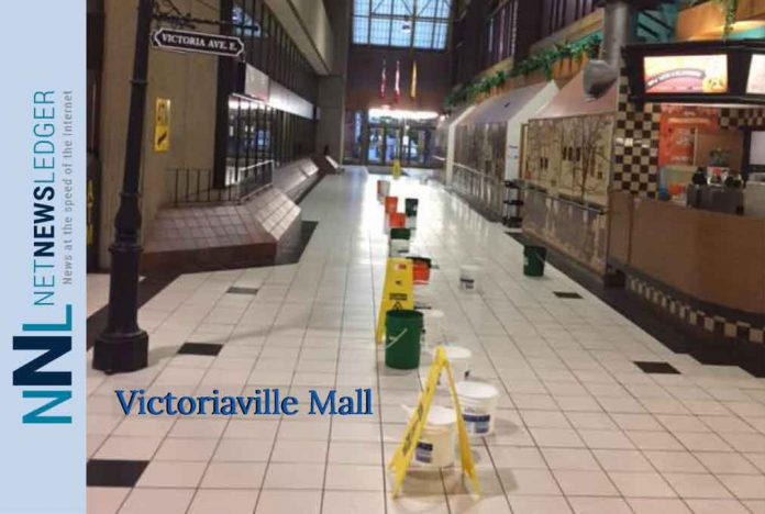 Victoriaville Mall - Some local business and property owners are saying
