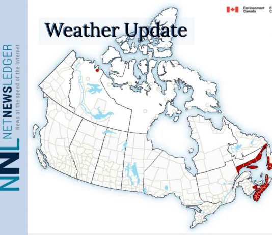 Weather Map February 16 2019