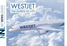 Westjet Flight 700 diverted to Thunder Bay