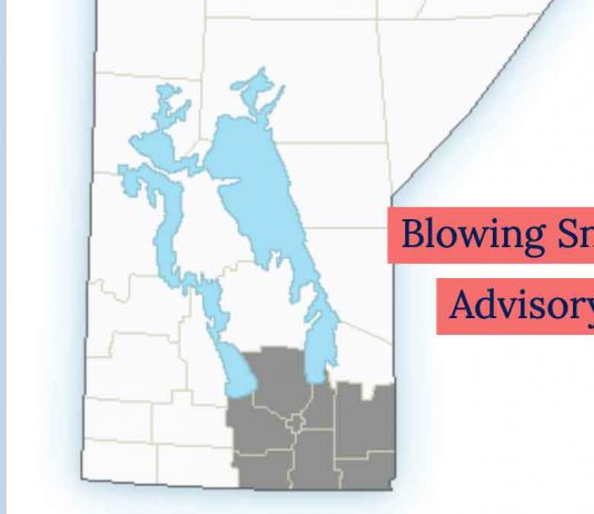 Blowing Snow Advisory