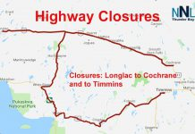 Highway Closures
