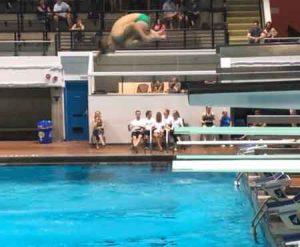 Tuck Dive