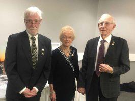 The Port Arthur Rotary Club celebrated Paul Harris Fellowships