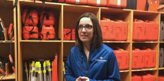 Raquel Glavish, Interim Program Coordinator, Civil Engineering Technology