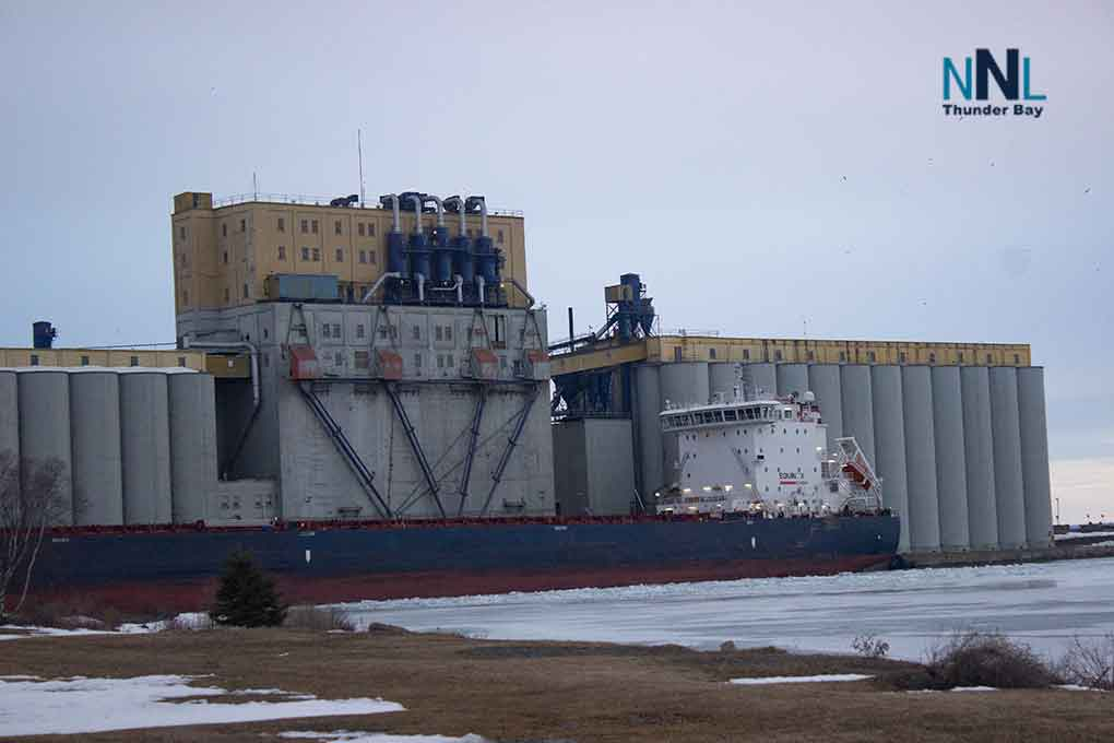 The Algoma Strongfield - Equinox Class