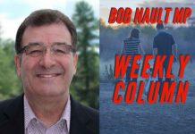 Bob Nault MP