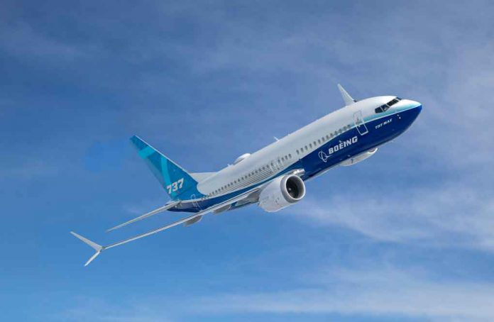Image: Boeing