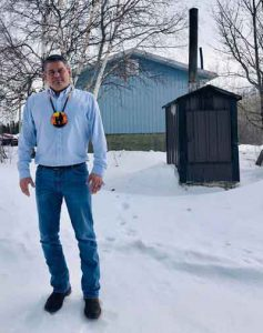 Isadore Day in North Caribou   Lake First Nation