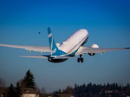 Boeing 737 MAX 8 - image Boeing