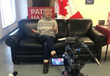 Minister Hajdu spoke on Budget 2019 with Thunder Bay Media
