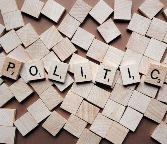 Politics scrabble