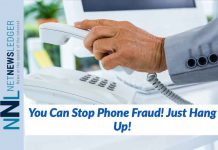 Stop Phone Fraud Just Hang Up!