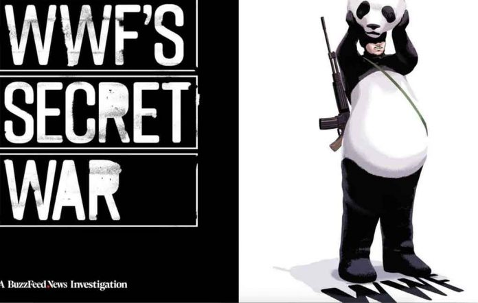 WWF Secret War