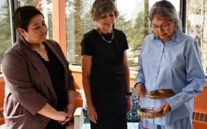 Confederation College has opened a new smudging room